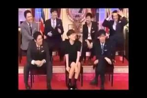 ビュアメイク綾瀬はるか「しゃべくり007」 HQ 2014