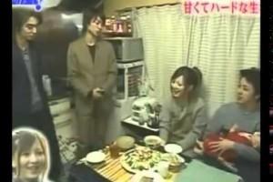 03 12 10 Dの嵐「現役女子高生の奧さん 松櫻/虛無僧の実態 相」