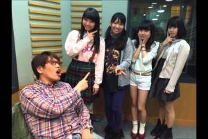 古坂大魔王のアイドル倶楽部 20150131 さんみゅ~ アイドリング!!! がんばれ!Victory ベイビーレイズJAPAN 曲カット