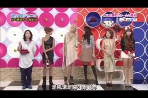 ひみつの嵐ちゃん! 人体模特对抗赛 关8 2010年10月28日