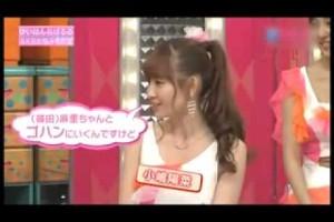 毒舌AKB悩み相談室 大島優子がお腹ダルダルと話題 ぱるる塩対応を伝授