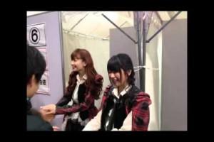 小嶋陽菜と横山由依がAKB握手会で困るファンの要求を暴露