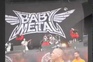 BABYMETAL in Sonisphere Festival 2014 ベビーメタル