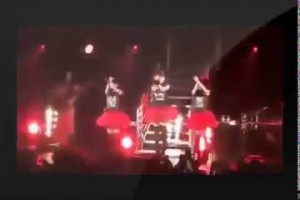 BABYMETAL LIVE CONCERT NewYork ライブ オープニング映像!!
