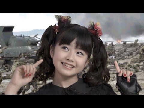 BABYMETAL・YUIMETAL『コップを投げつけられる!』毅然とした態度が評判!