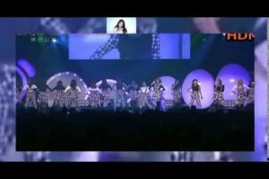 E girls 制服ダンス Follow Me HD