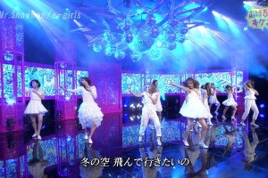 E-Girls ★ 「Mr.Snowman」