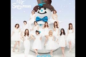 (公式)限定動画 E-Girls「Mr Snowman」