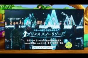 E-girls 『Mr.Snowman』プリンススノーリゾート TVCM2014-15 若者篇15秒