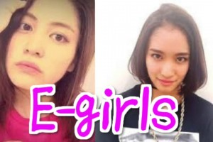 E-girls 楓・YURINOが緊張している中でトーク!! これからの事について語り合う!!