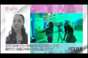 【週間EXILE】9/16 – E-girls 新曲「Highschool♡love」MV撮影密着