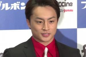GENERATIONS・白濱亜嵐、関口メンディーらメンバーが登場!CM、ダンス映像も公開!「ブルボン フェットチーネグミ」新CM発表会1