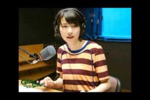 能年玲奈 GIRLS LOCKS 2014/12/23 「クリスマスイブイブ 恋愛トーーク」