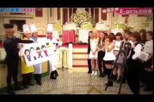 SMAPxSMAP E-girls 2014年02月24日part 1/2