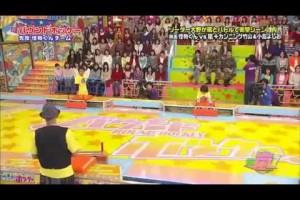 VS嵐 怪物くんチーム 2011 12 01 P1