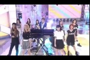 小室哲哉×E girls「Feel Like dance FNSうたの夏まつり 2014年08月13日」